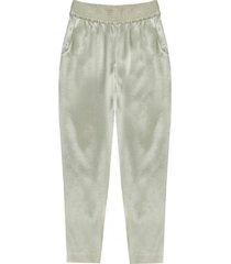 spodnie atłasowe