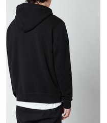 dsquared2 men's icon hoodie - black - xl