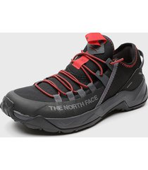 zapatilla m trail escape edge negro the north face