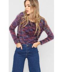 sweater violeta mochi klimt