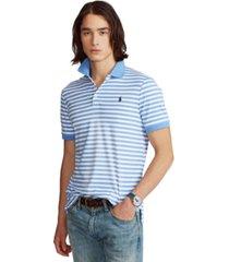 polo ralph lauren men's classic-fit soft cotton polo shirt