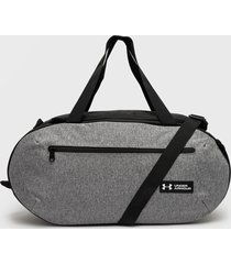 bolso roland small duffle gris under armour