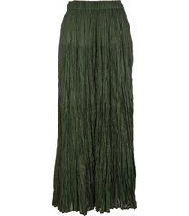 parosh seersucker skirt