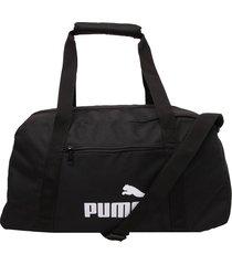 maletín negro puma phase sport