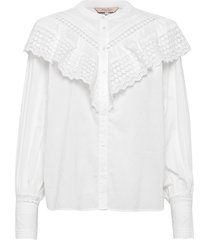 breepw sh blouse lange mouwen wit part two