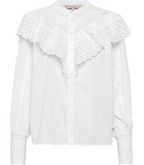 breepw sh blouse lange mouwen wit part two
