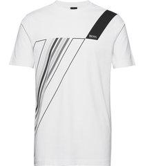 tee tr 2 t-shirts short-sleeved vit boss