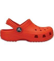 crocs classic clog k - feminino