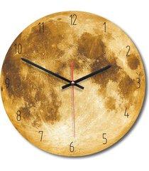 casa reloj de pared creativa salón decoración vintage acrílico reloj n