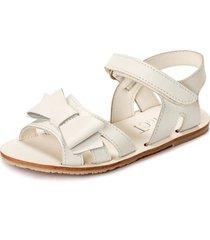 sandalia blanca toot daisy n