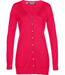 cardigan lungo (rosso) - bpc selection