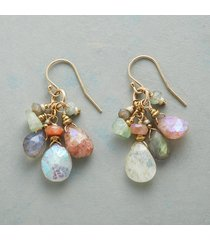ambient light earrings