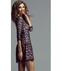 sukienka koronkowa quenn
