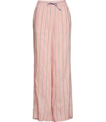 darla trousers wijde broek roze wood wood