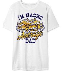 nacho men's graphic t-shirt