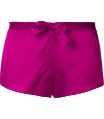 gilda & pearl sophia shorts - pink