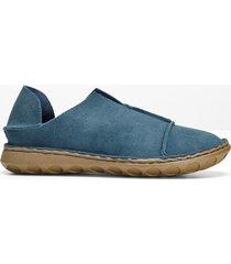 slip on in pelle (blu) - bpc selection