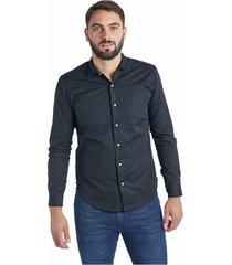 camisa negra panther amarante