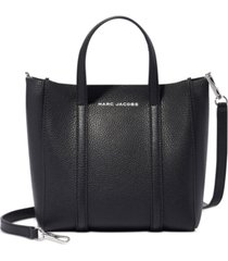 marc jacobs convertible leather tote