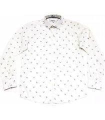 camisa blanca prototype custody