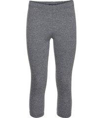 leggings a pinocchietto (pacco da 2) (grigio) - bodyflirt