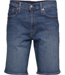 502 taper shorts 10 panett jeansshorts denimshorts blå levi´s men