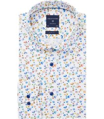 profuomo originale overhemd slim fit gekleurd