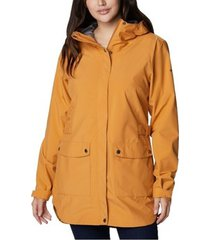 parka jas columbia here and there trench jacket