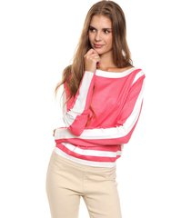 sweater coral laila chloe