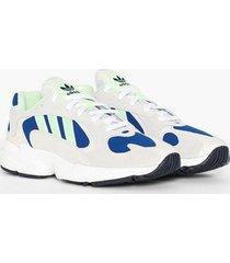adidas originals yung-1 sneakers white
