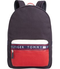 tommy hilfiger men's canvas hayes backpack, created for macy's