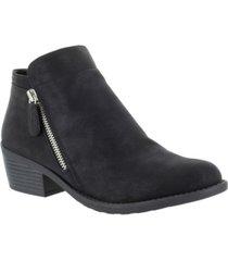 easy street gusto comfort booties women's shoes