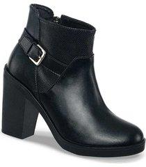 botas maggi negro para mujer croydon