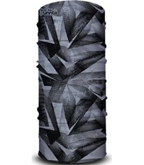 bandana punnto microfibra - cinza - dafiti