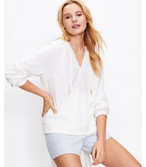 loft relaxed hoodie