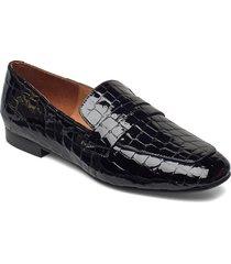 shoes 54525 loafers låga skor svart billi bi