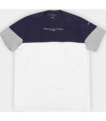 camiseta plus size industrie paris masculina - masculino