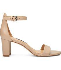 sandalia para mujer nine west pruce - beige