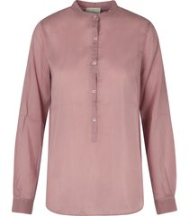 voile grandfather shirt