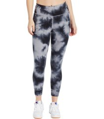 champion women's sport tie-dyed leggings