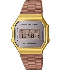 reloj casio retro digital unisex ref. a-168wecm-5d