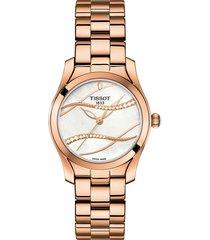 reloj tissot - t112.210.33.111.00 - mujer