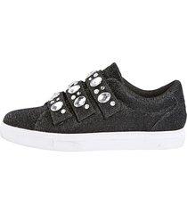 skor liva loop svart