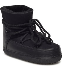inuikii boot classic shoes boots ankle boots ankle boot - flat svart inuikii