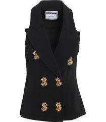 moschino vest