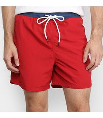 shorts forum color block masculina
