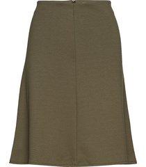 jemajapw sk knälång kjol grön part two