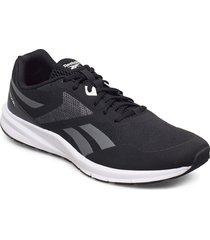 runner 4.0 shoes sport shoes running shoes svart reebok performance