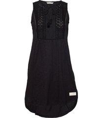 artful dress korte jurk zwart odd molly