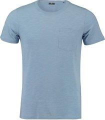 t-shirt eu nelson lichtblauw